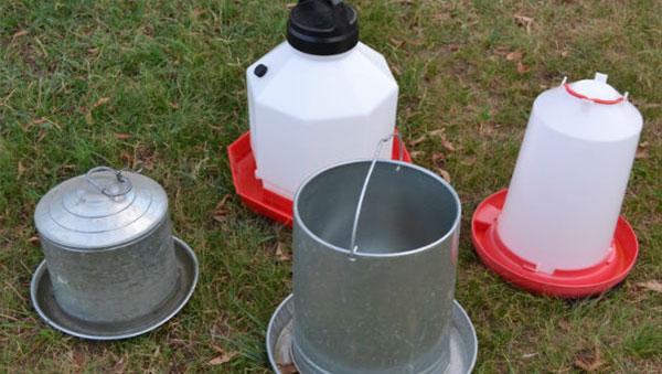 Proper water pressure, volume essential to good flock performance